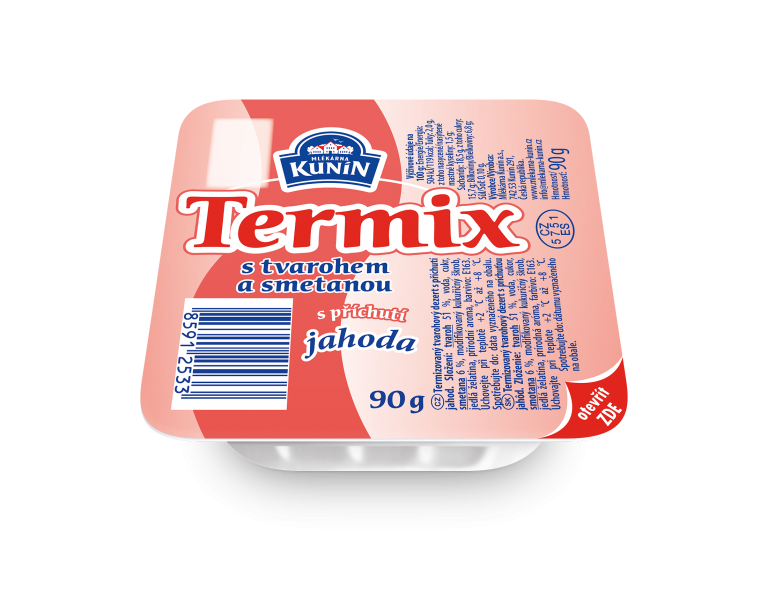 Termix jahoda