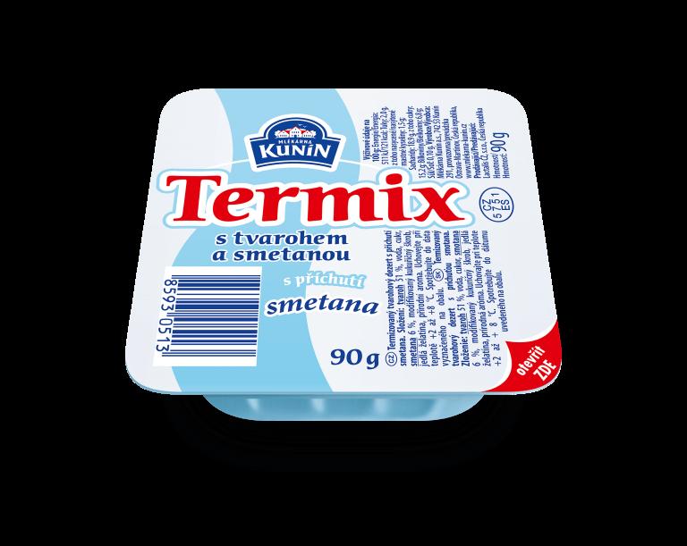 Termix smetana