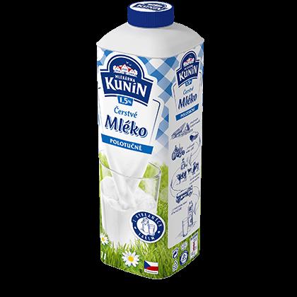 Čerstvé mléko 1,5%