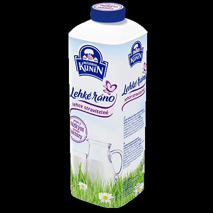 Mléko s nízkým obsahem laktózy