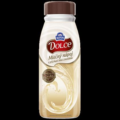 Dolce mléko bílá čokoláda