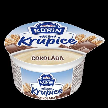 Mléčná krupice Čokoláda