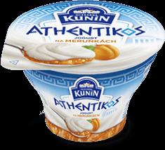 Athentikos jogurt na meruňkách