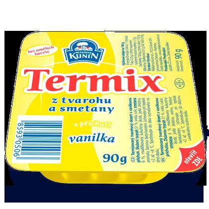 Termix s příchutí Vanilka