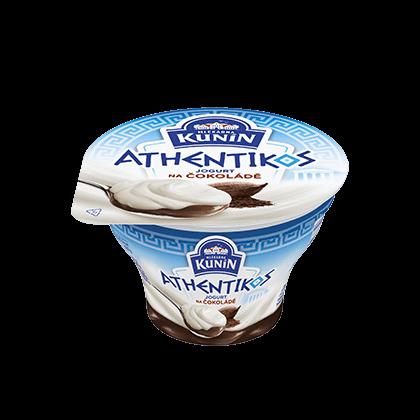 Athentikos jogurt na čokoládě